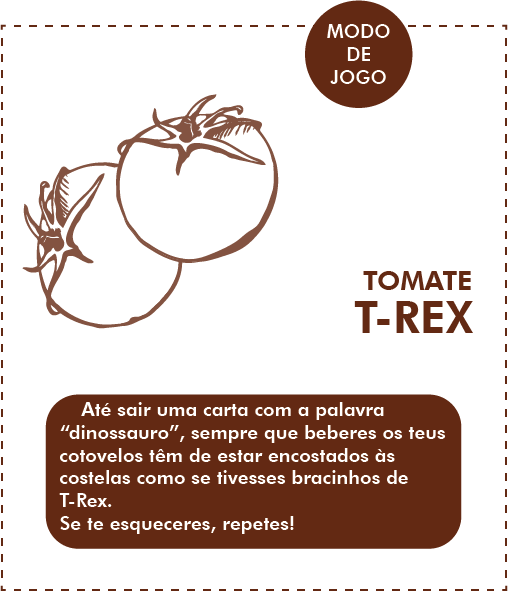 TOMATE T-REX